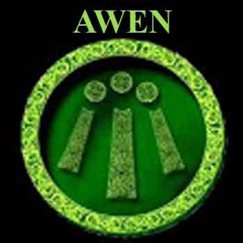 Símbolos celtas: Awen