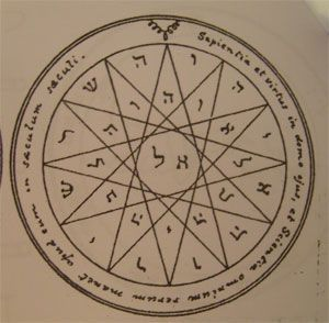 talismán de Mercurio, 4º pantáculo sello Salomón