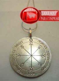 Talismán Luna sexto pantáculo sellos de Salomón