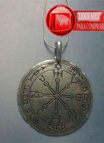 talismán de Marte, sexto pantáculo sellos de Salomón