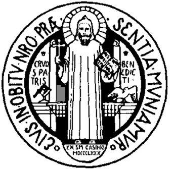 medalla San Benito símbolos que significado tienen