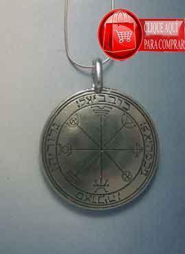 Talismán de Mercurio, tercer sello pantáculo de Salomón