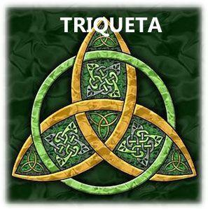 Símbolos celtas: La triqueta