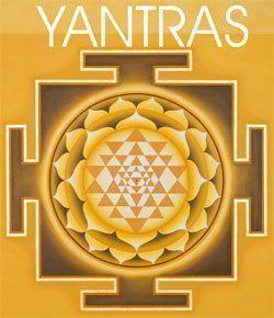 yantras símbolos mágicos