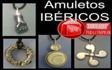 amuletos griegos prerromanos de diversos orígenes