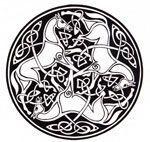 Rhiannon y Pwyll asociados a los caballos celtas