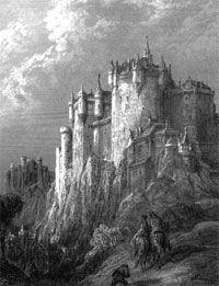 Camelot, el castillo donde reinó ARTURO