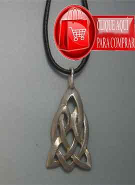 nudo celta plata arturo de Glastonbury plata de ley