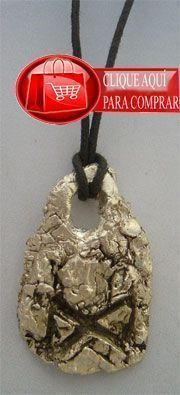 colgante runa dagaz