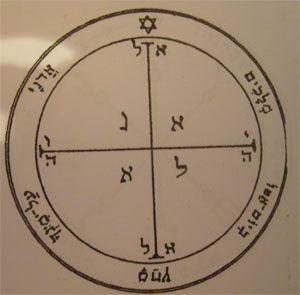 talismanes de Marte, pantáculos de Salomón