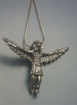 katchina colgante de plata