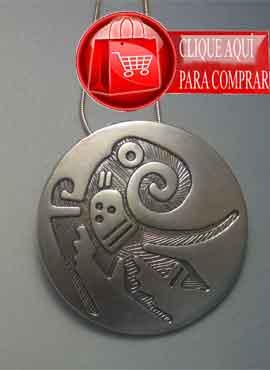quetzal de plata