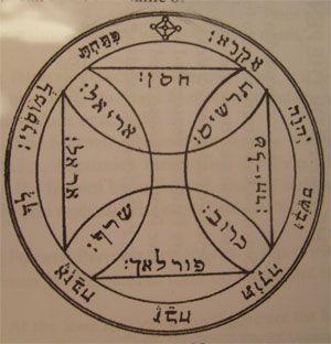 talismanes del sol ,7º pantáculos sellos de Salomón