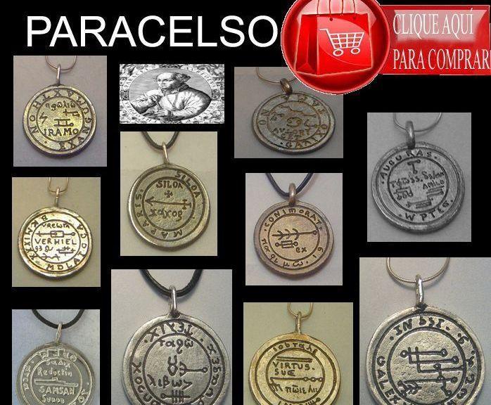 Talismanes de Paracelso