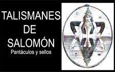 talismanes de Salomón