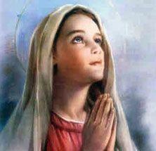virgen Natividad de María