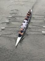 Crew on the Yarra