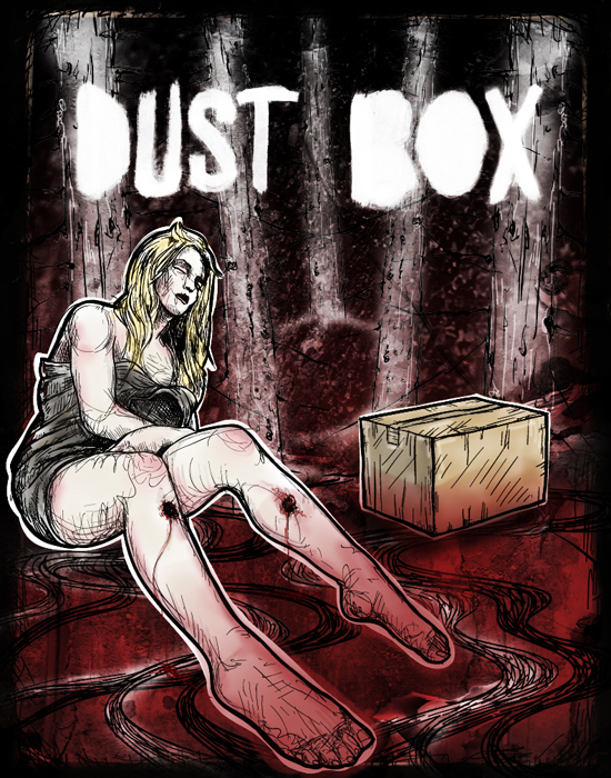 Dust Box - Film Poster Design