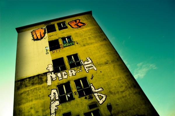 Fuck You Media Spree - Abandoned Berlin - Urbex Photography