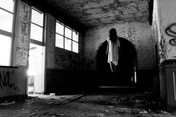 Infinity - Short Film Urbex Ghost Scene