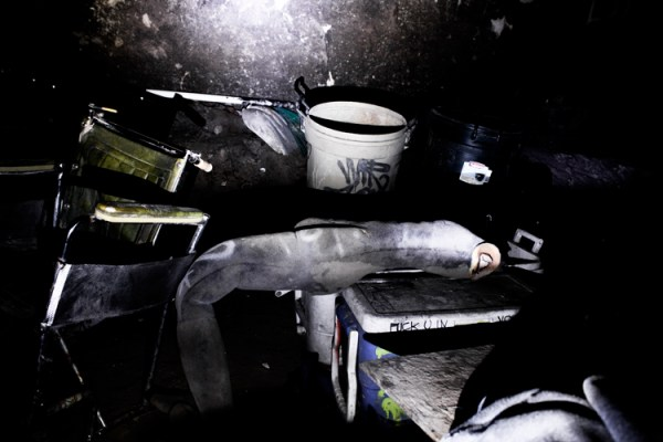 Left Behind - Alive Underground - Urbex Photography of Abandoned Caves
