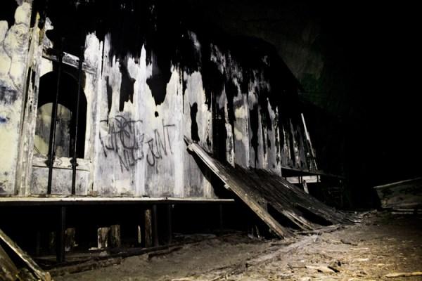 Haunted House Debris