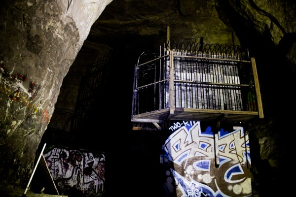 Fortress - Alive Underground - Urbex Photography of Abandoned Caves