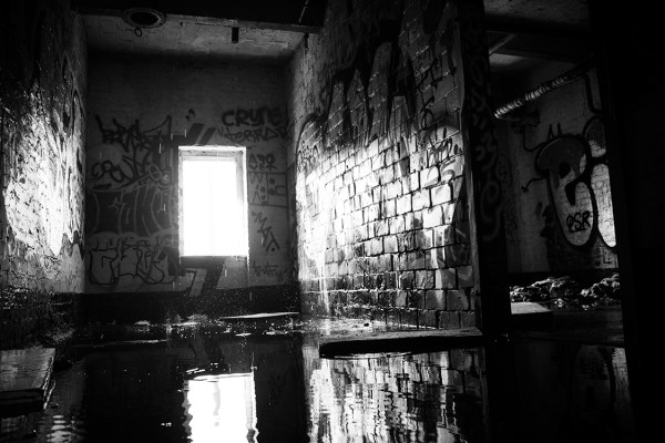 Flooded Room - Ice Factory Berlin