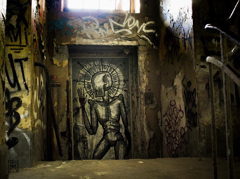 Street Art Beginnings