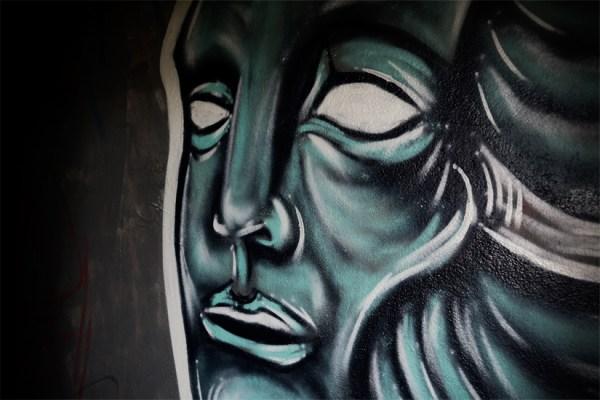 Ice - Abandoned Berlin Graffiti