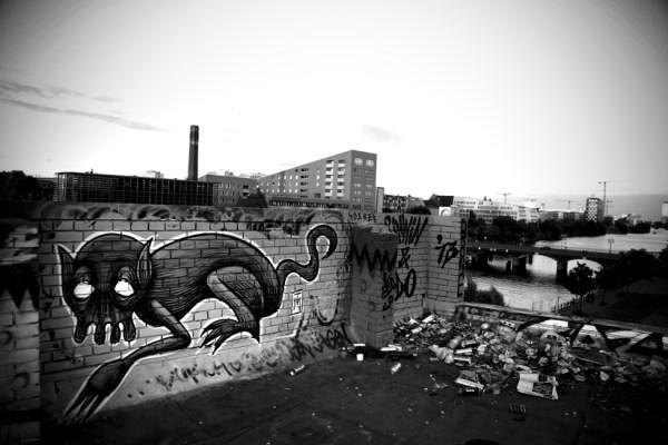 Skull Doggie - Ice Factory Berlin