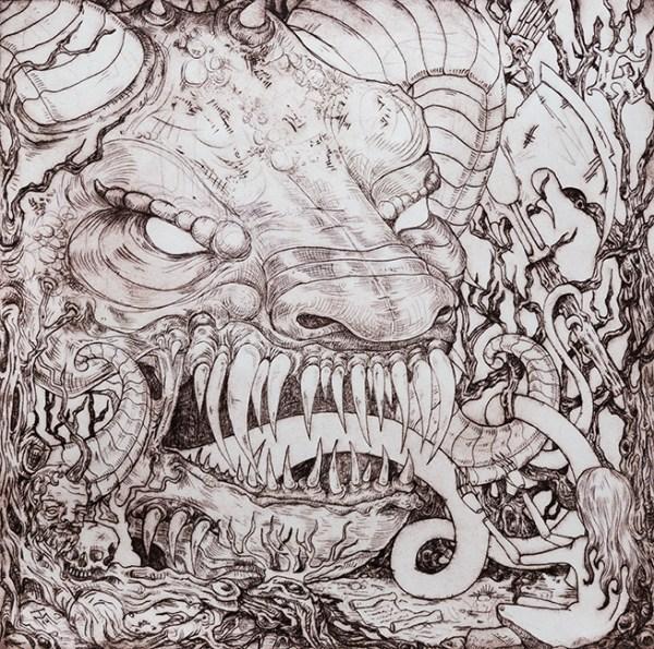 Grimm I Kadavrik Album Art