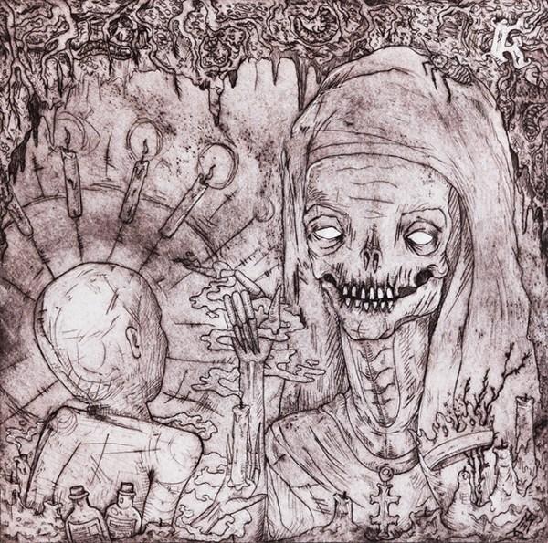 Grimm II Kadavrik Album Art
