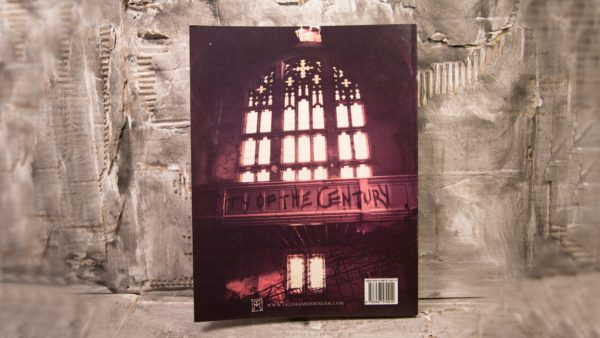 Abandoned Gary, Indiana Back Cover
