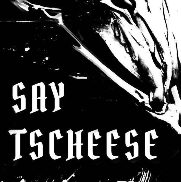 Say Tscheese Tshirt Detail 1