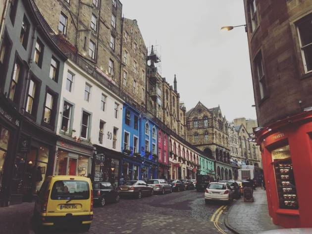 harry potter candlemaker row edinburgh