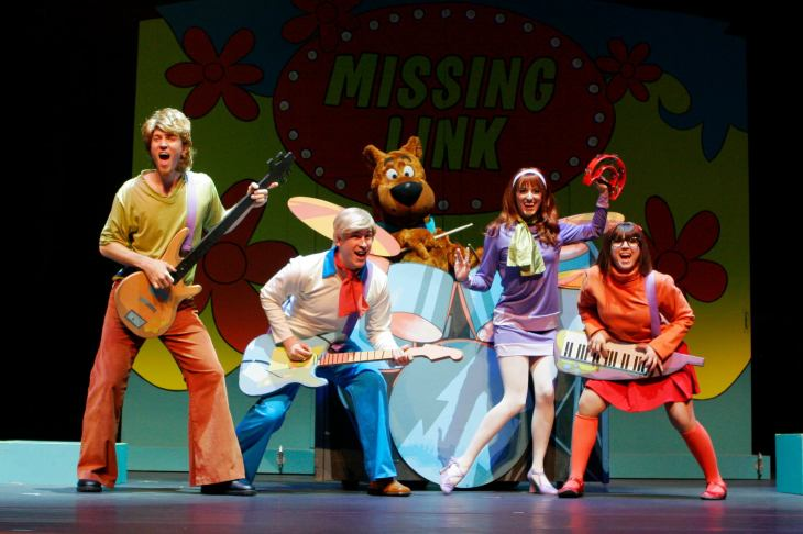 Scooby-Doo Live! Musical Mysteries