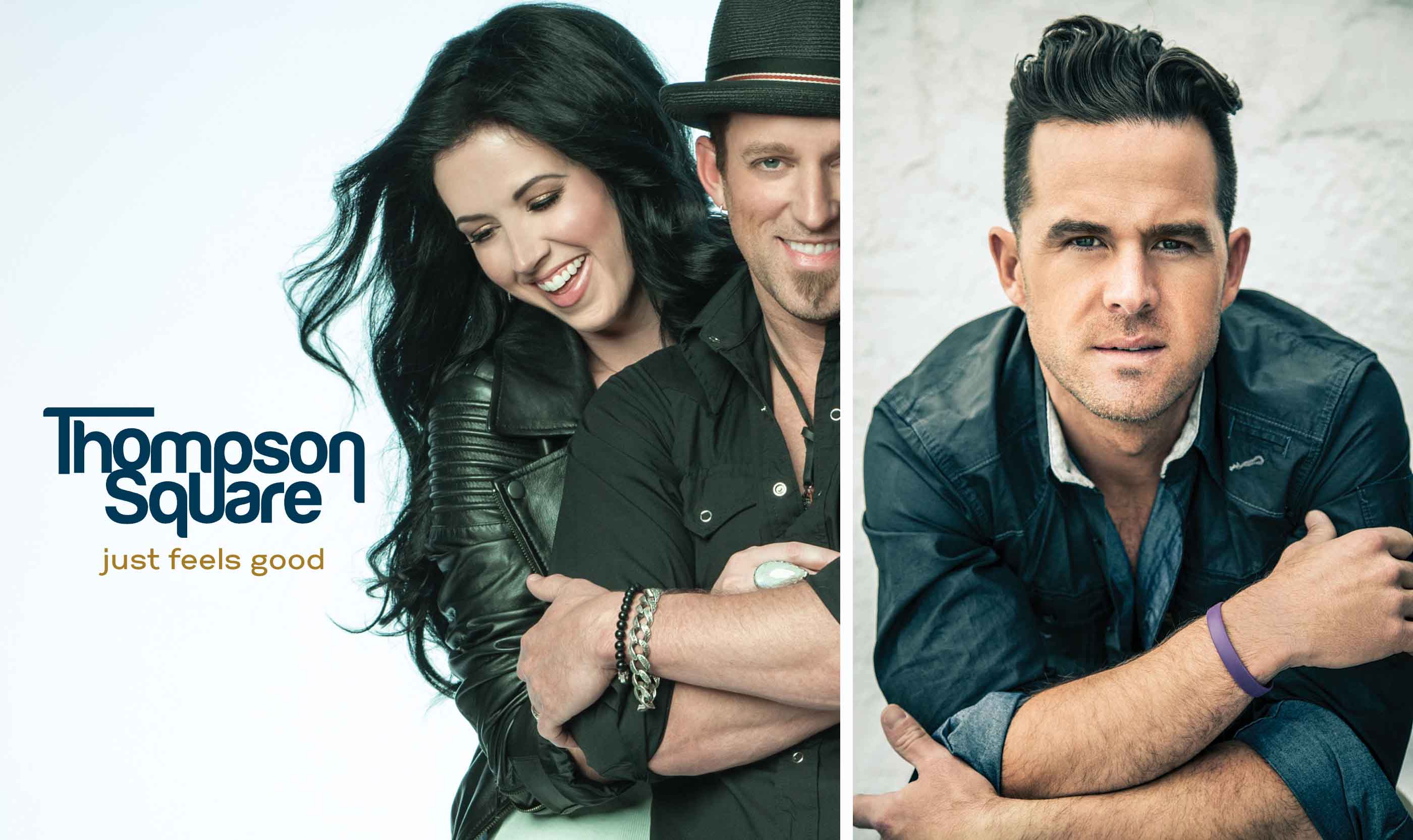 Show Preview: Thompson Square & David Nail at Kingsport Fun Fest 7/17