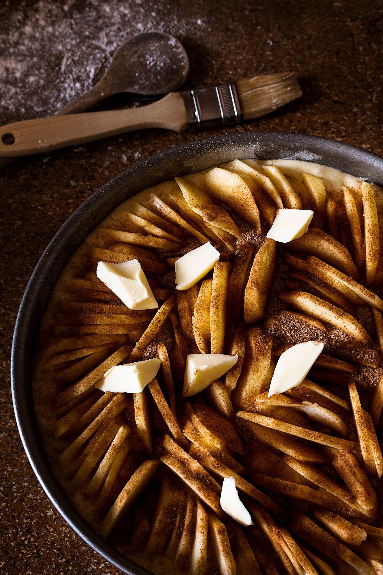 Apfelkuche-ungebacken