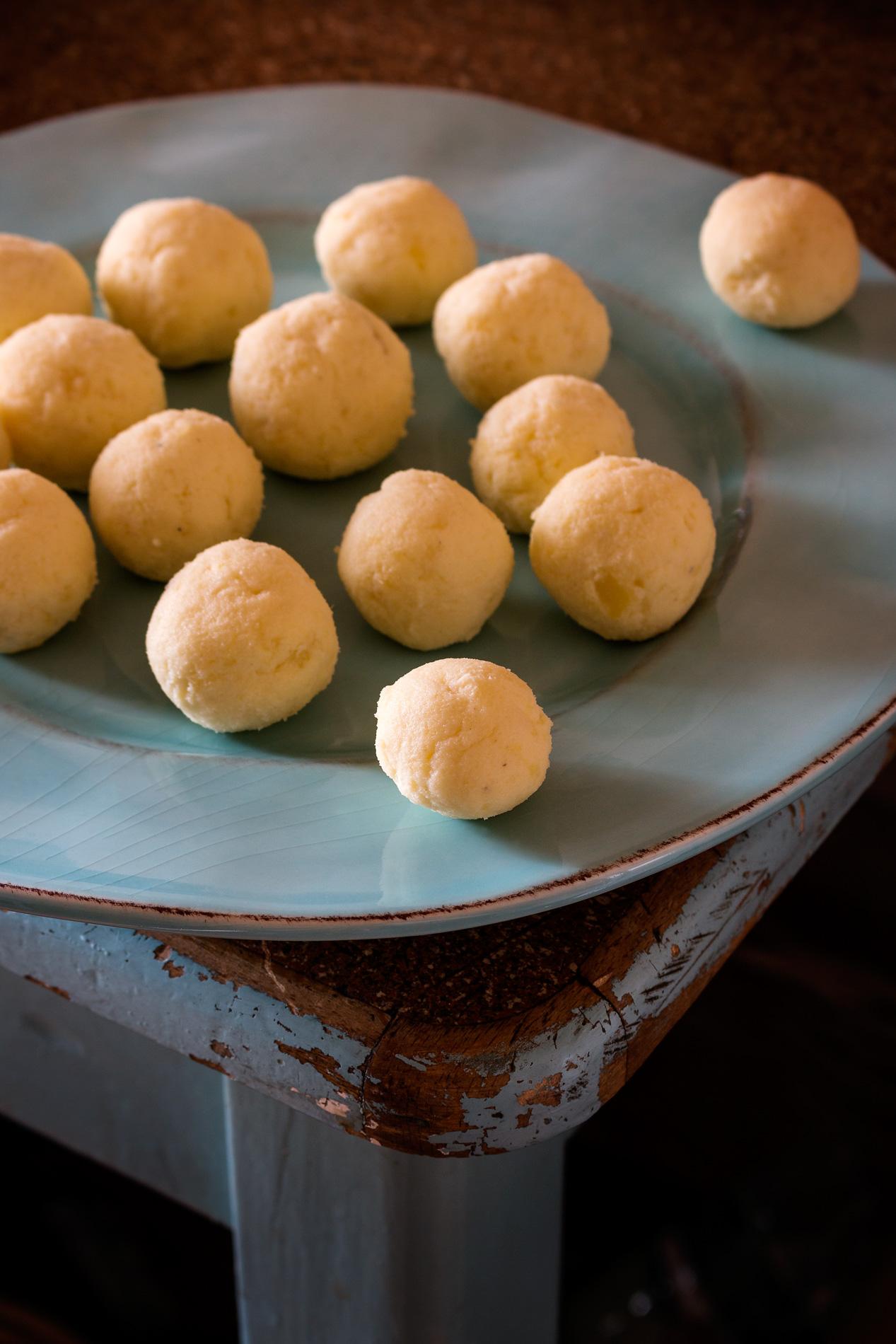 Kartoffelbaellchen