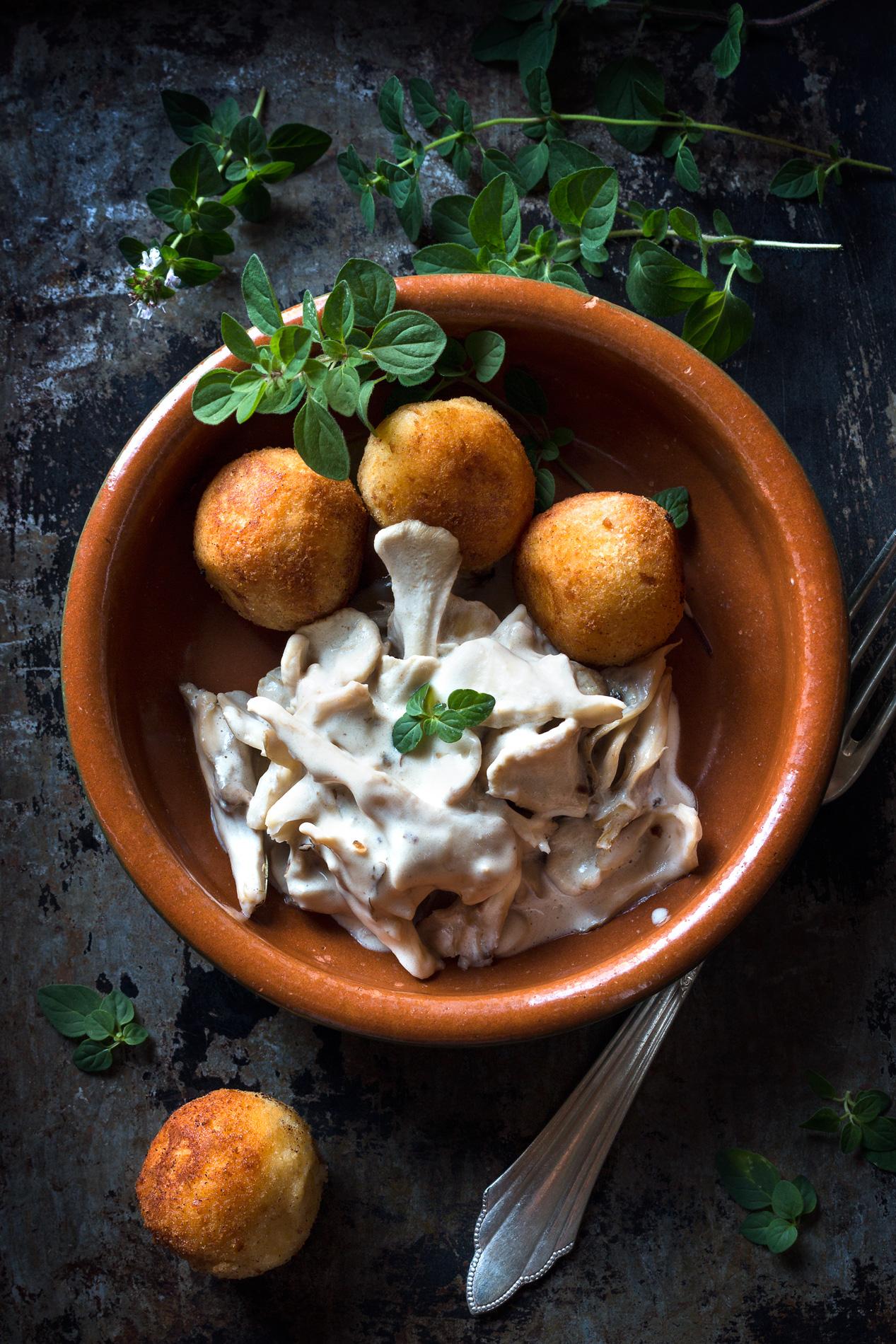 Maitakegericht