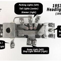 1955 Chevy Horn Relay Wiring Diagram 2002 Vw Passat Exhaust System 55 12 Volt Headlight Switch Data Schematicheadlight Classic Parts Talk