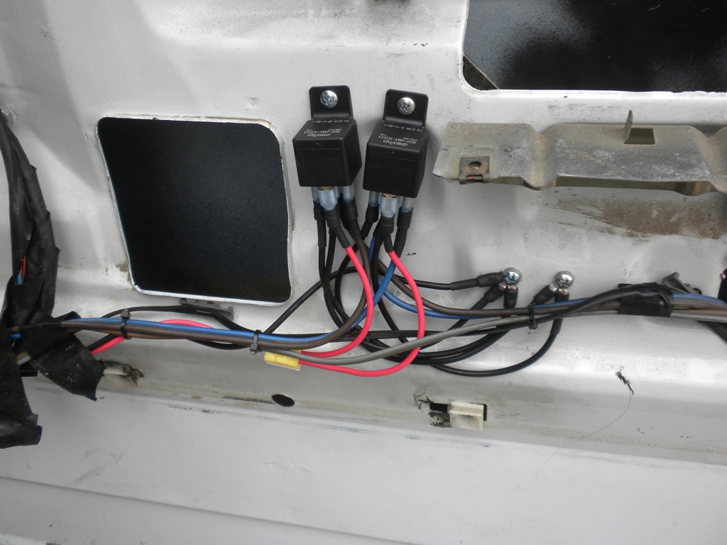 hight resolution of power window relay mod classic parts talk power window relay wiring diagram