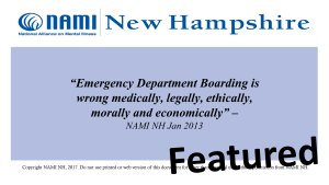 New Hampshire ED Boarding
