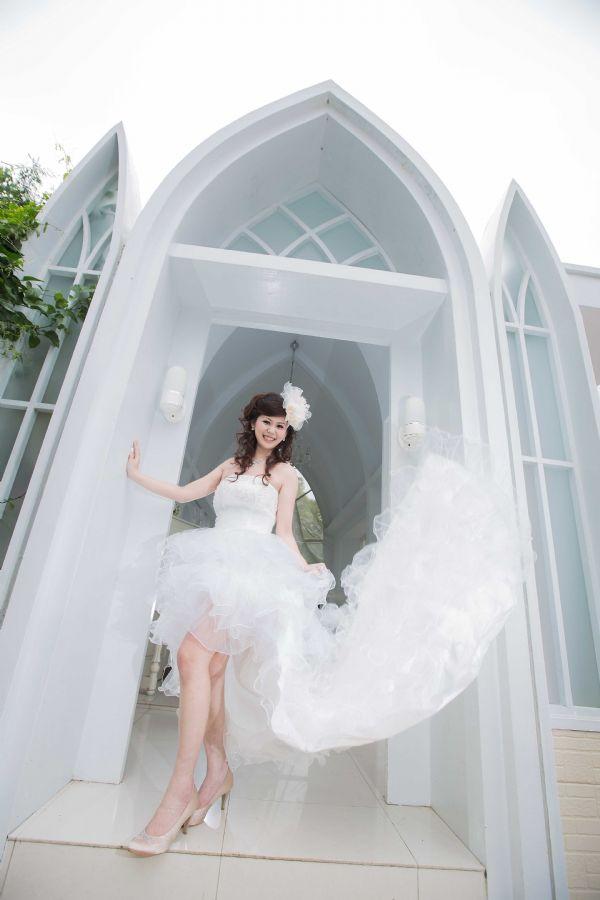 分享4/17在「愛麗絲的天空」拍攝的自助婚紗毛片, 婚禮情報│wed168