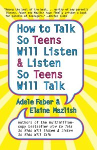 parenting book: how to talk to teens