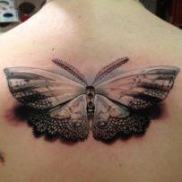 tattoo borboleta 3d 6