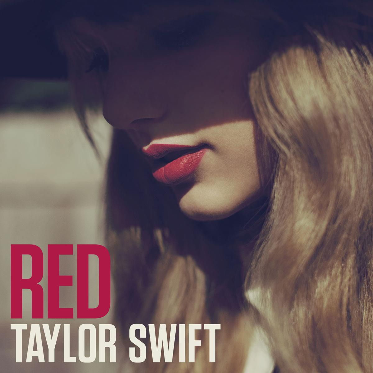Taylor Swift 'Red' 2012
