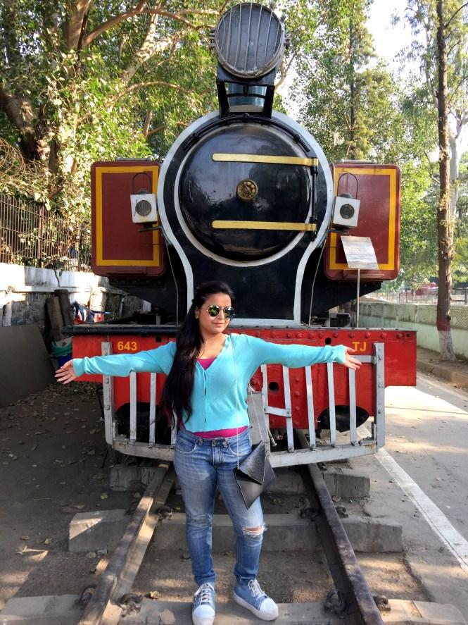 railway museum chanakyapuri