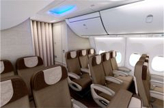 China Eastern Boeing 737-800 Economy Class